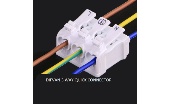electrical connector block