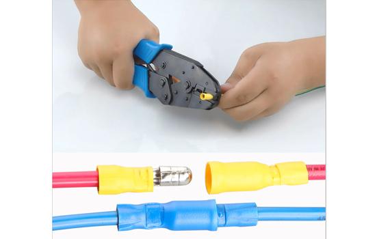 soldering bullet connectors