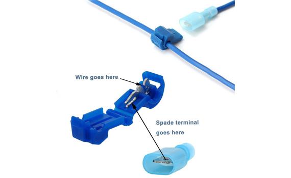 electric wire connectors terminals
