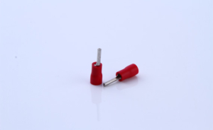 red pin terminal
