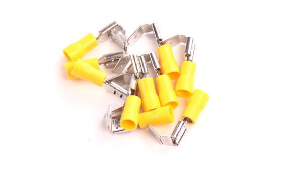 piggyback spade connector