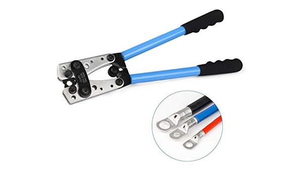 Ratchet Terminal Crimping tool