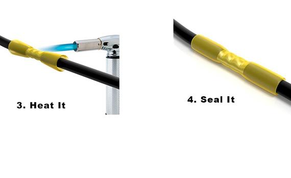 inline wire connector