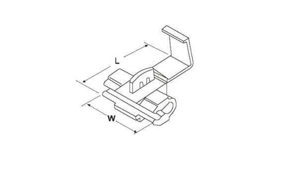 Single QUICK connectors