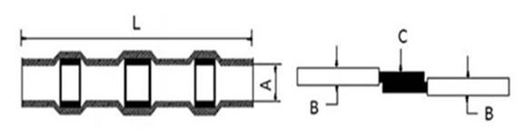 heat shrink tubing solder connectors