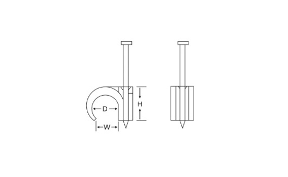 electrical cable fixings