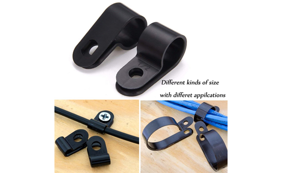 plastic cable clamps