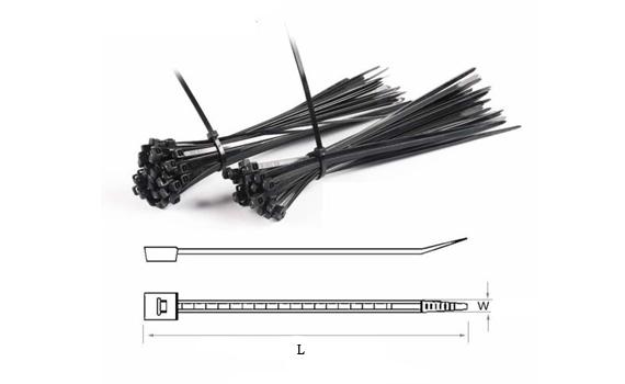 black zip ties target