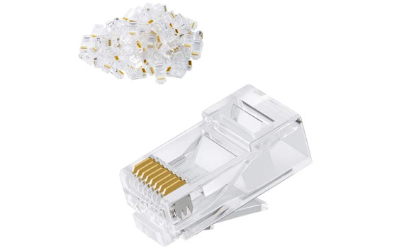 cat 6 rj45 connectors