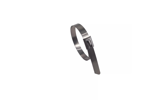 coated stainless steel cable tie