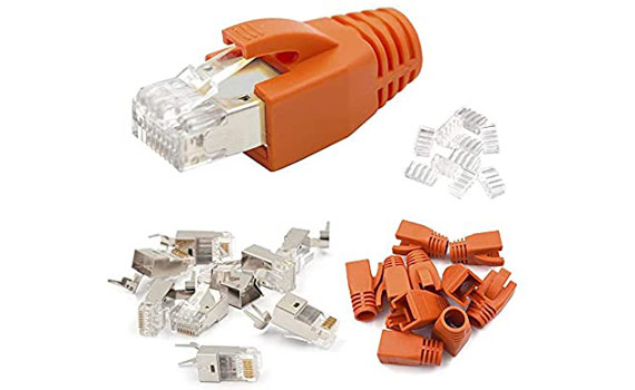 shielded rj45 connectors
