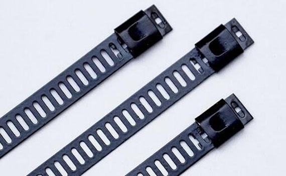 metal locking ties