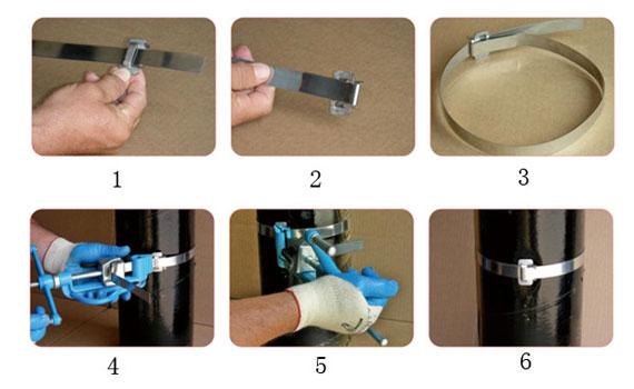 metal tie wrap tool