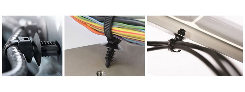 nylon cable zip ties