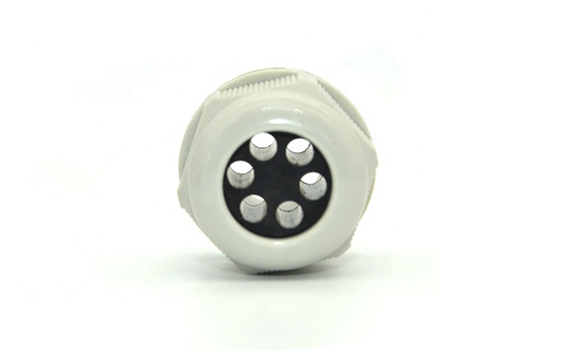 6 holes cable gland