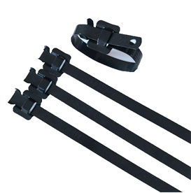 RELEASED CABLE TIES
