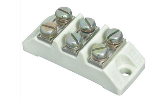 ceramic connector block