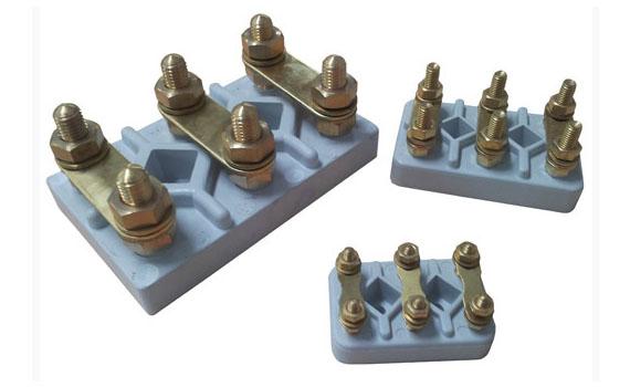 motor connector block