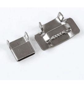 steel cable tie buckle