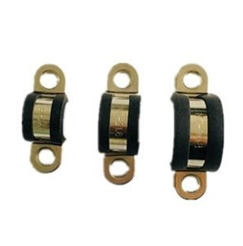 D-Shape Screw Cable Clip