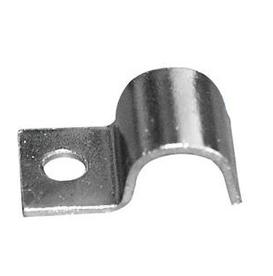 Half U- Shaped Screw Cable Clip