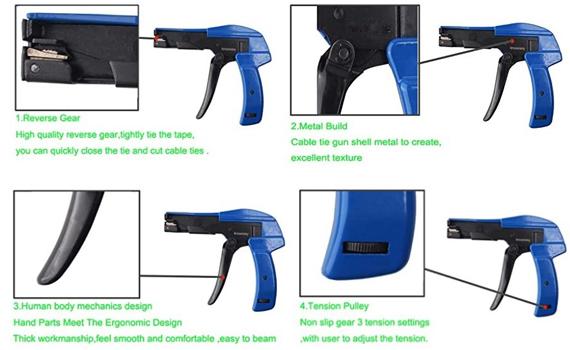 zip tie tensioner tools
